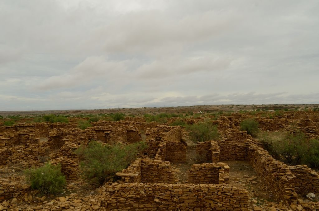 story of Kuldhara village, photo of Kuldhara village, Jaisalmer, Rajasthan