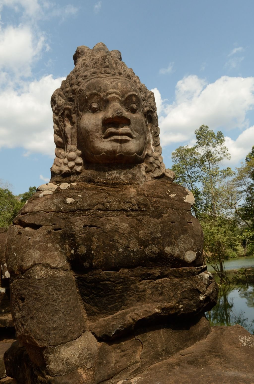 Five monuments to see in Angkor Thom, Cambodia