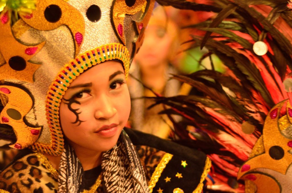 Dance culture indonesia