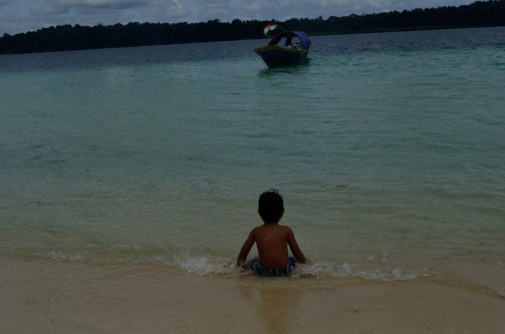Andamans -Havelock- islands