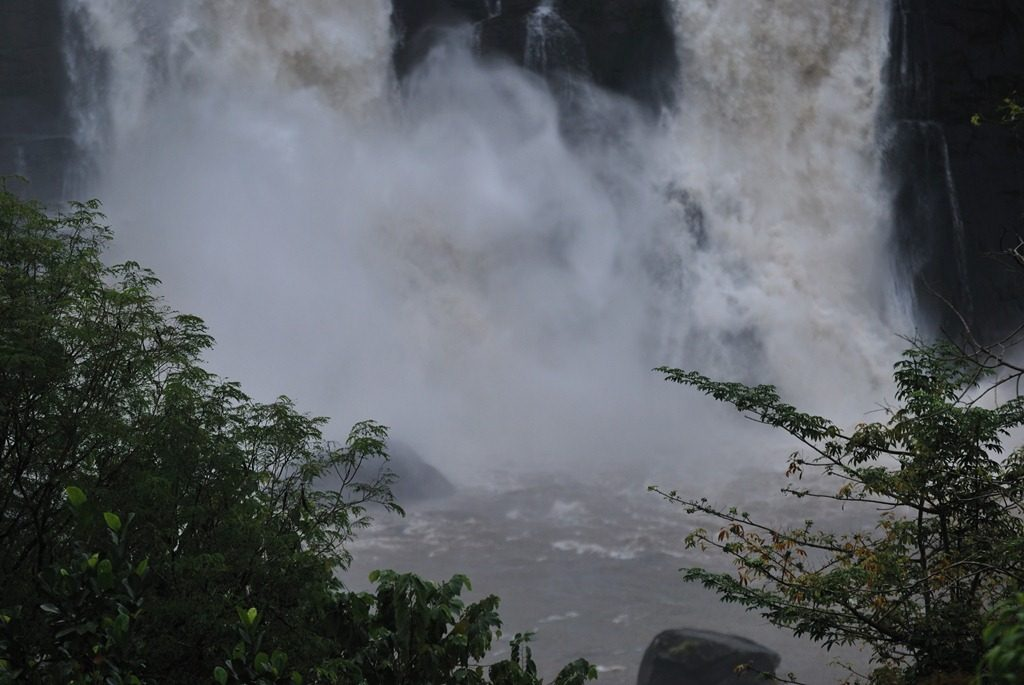 Western Ghats waterfalls