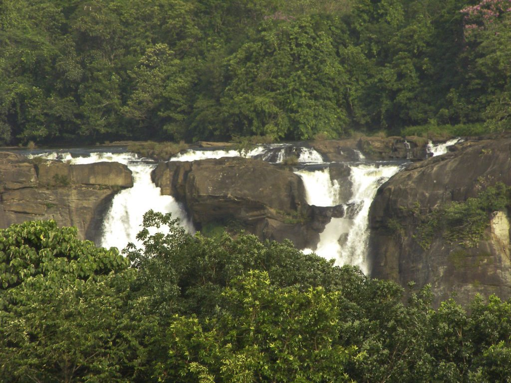 Athirapally Falls, Western Ghats