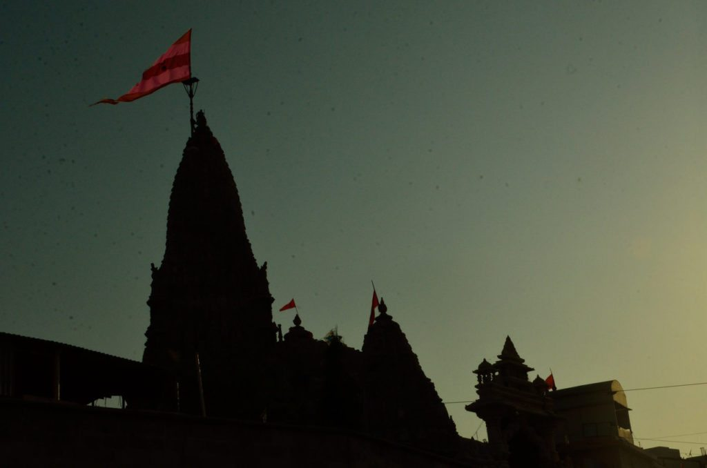 In Lord Krishna?s footsteps in Dwarka and Somnath