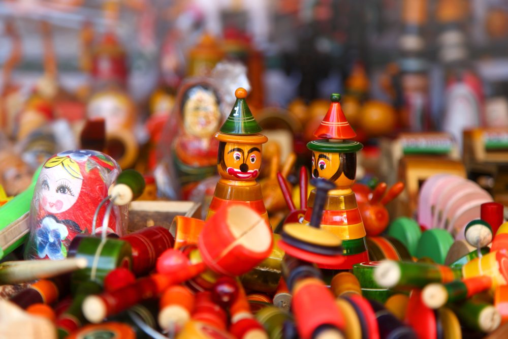 Chennapatna toys-arts and crafts of india-toy towns