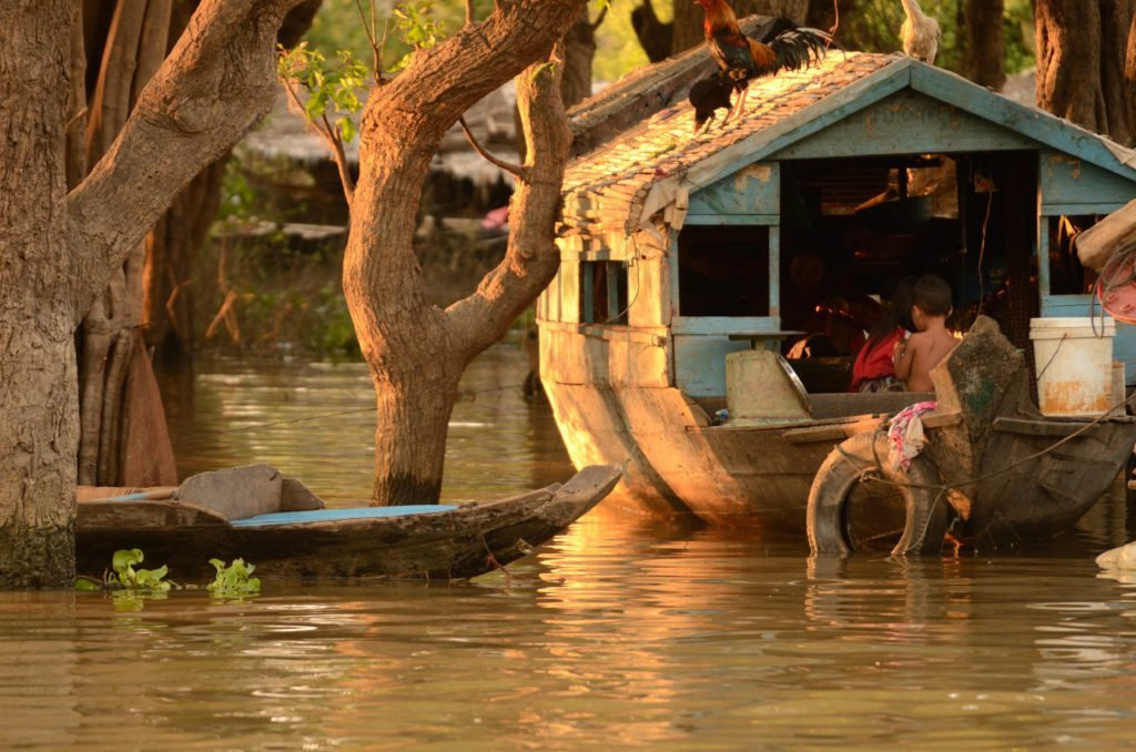 Tonle Sap lake , Siem Reap, Cambodia, ten things to do in Siem Reap Cambodia
