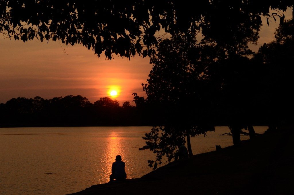 Angkorwat sunset Siem reap cambodia, ten things to do in Siem Reap Cambodia