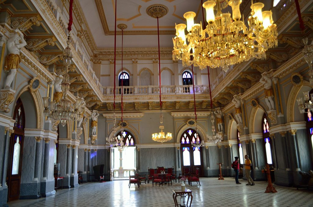 Bhuj , Prag Mahal, Durbar Hall, places to visit in Bhuj Kutch