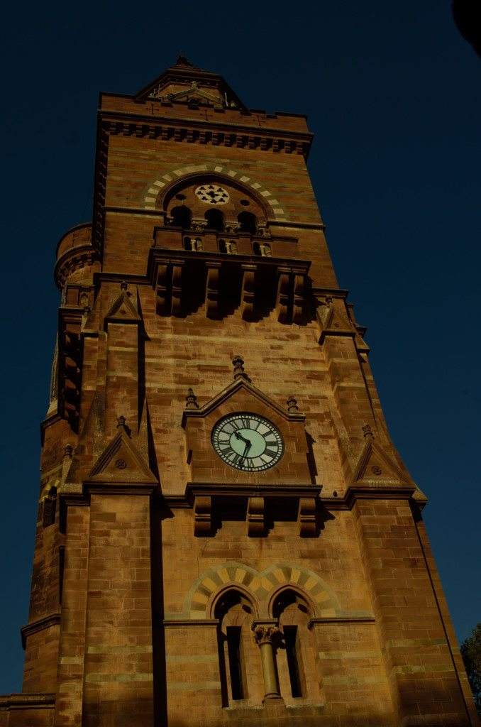 Bhuj, palaces, Prag Mahal. clock tower, places to visit in Bhuj Kutch