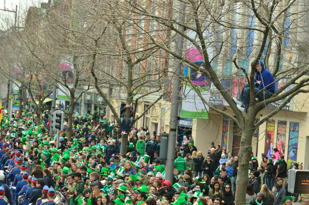 St Patricks Day Parade  Dublin